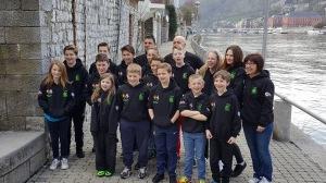 Belgium Team 2016