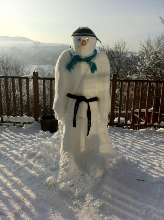 Judo Excellence Snowman 2013