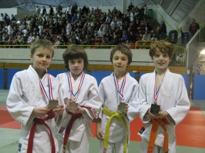 Clean sweep for Judo Excellence